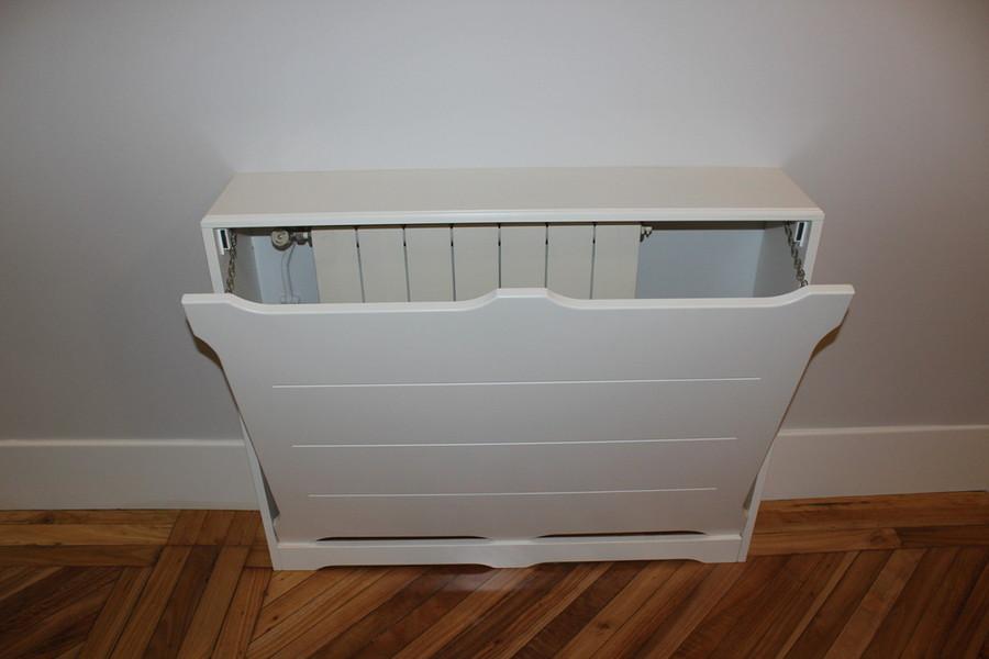 10 trucos para mantener la casa caliente sin gastar mucho for Muebles para cubrir radiadores